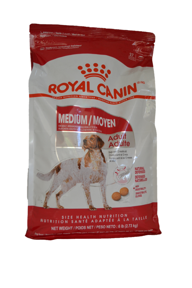 Royal Canin Medium Adult over 12 months
