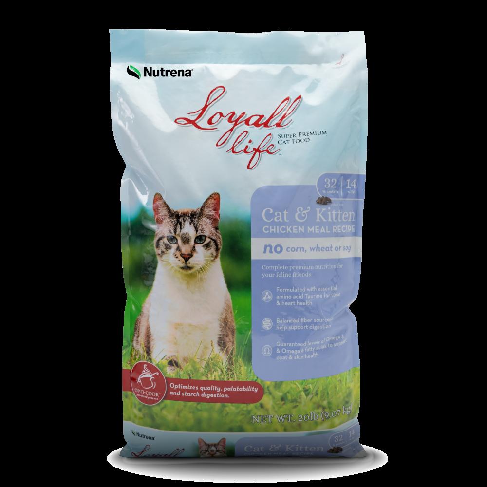 Loyall Life - Alimento Gato Adulto Y Kitten Pollo 1.8k