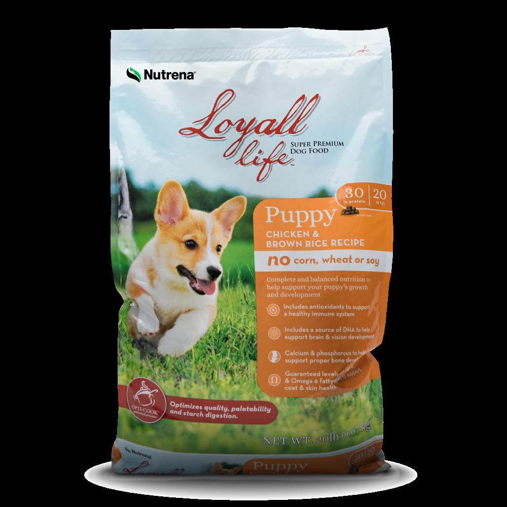 Loyall Life - Alimento Cachorro Pollo Y Arroz 9.1 Kg