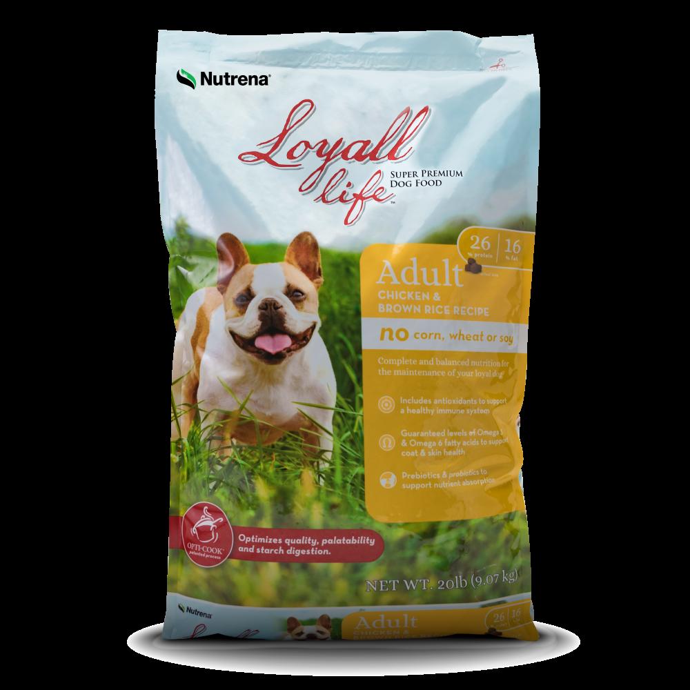 Loyall Life - Alimento Perro Adulto Pollo Y Arroz 18.1 Kg