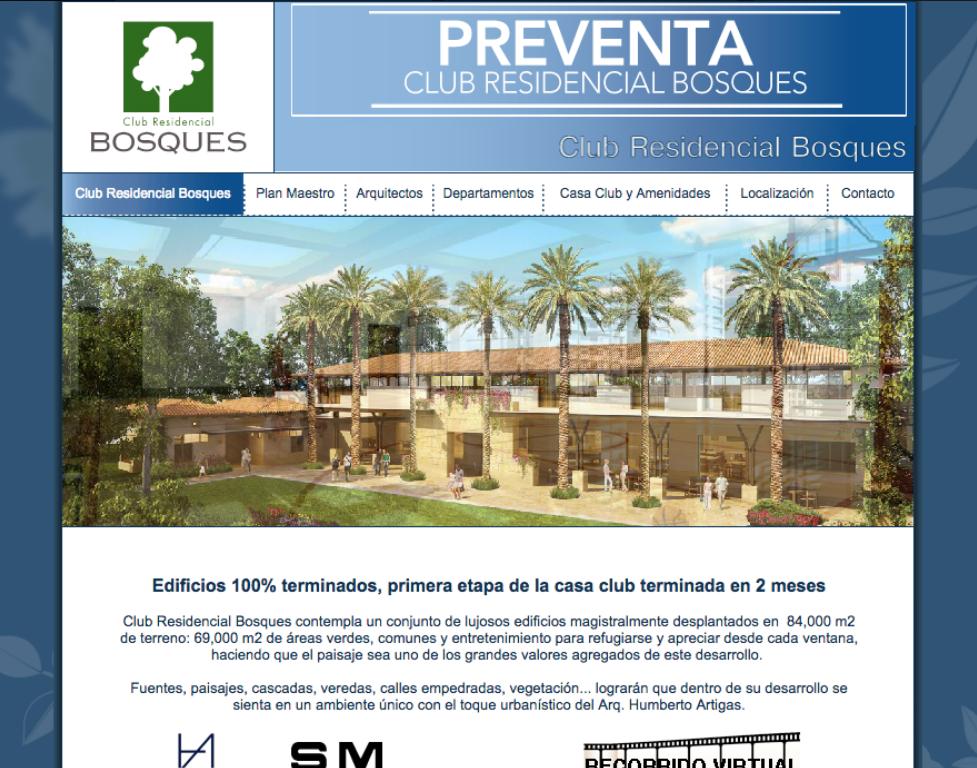 Club Residencial Bosques