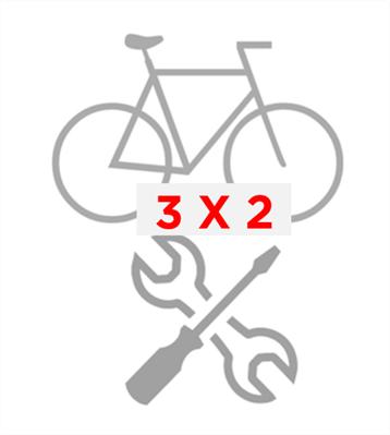3x2 Servicio Completo
