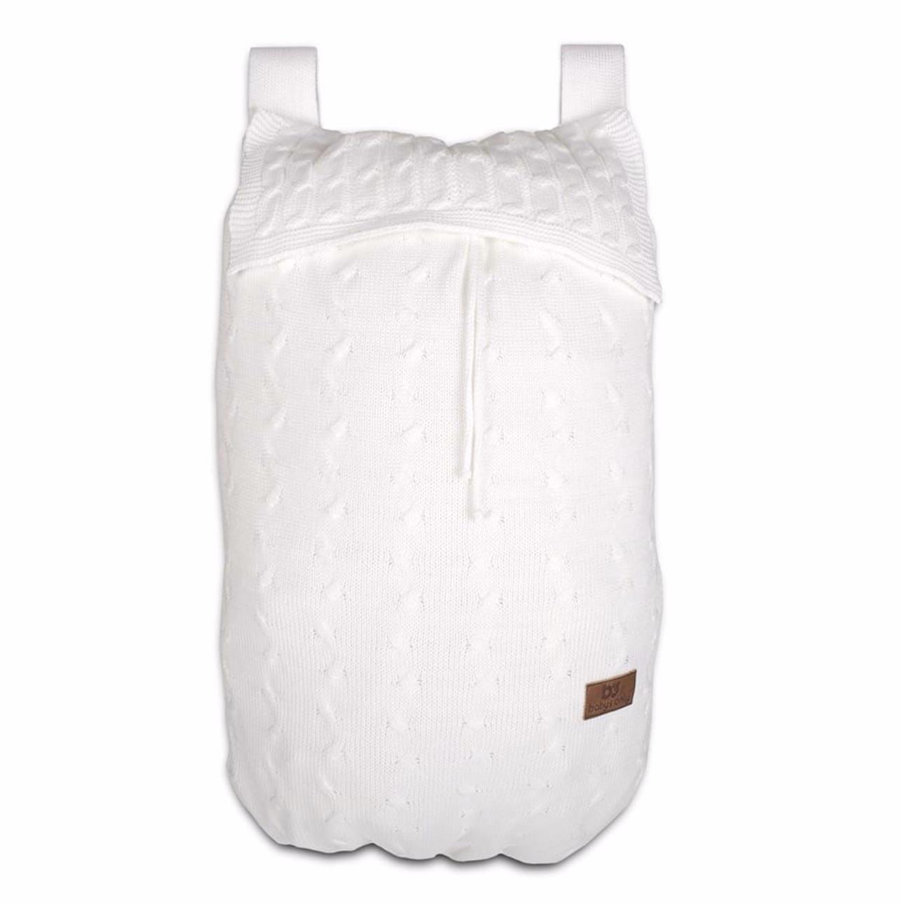 Bolsa De Juguetes Punto Blanco
