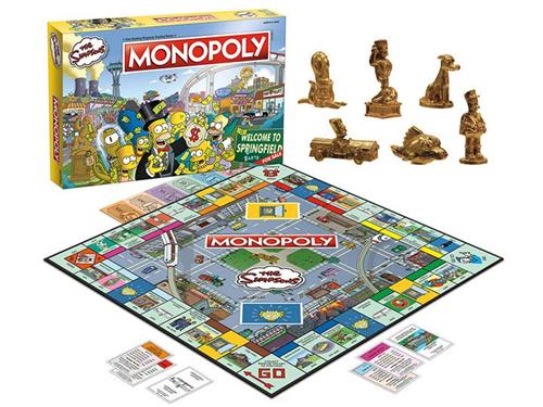 Monopoly Los Simpson