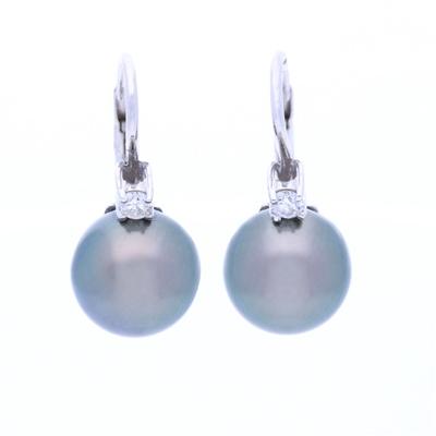 Perlas Tahitia Negro 10mm