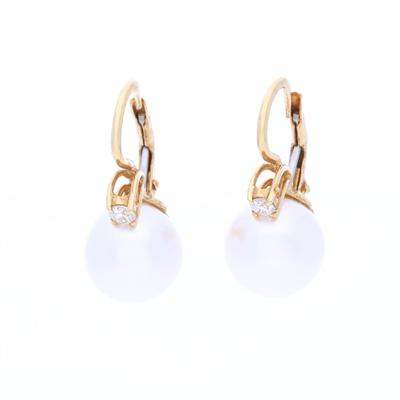 Perlas Tahitia Blanca 10mm.