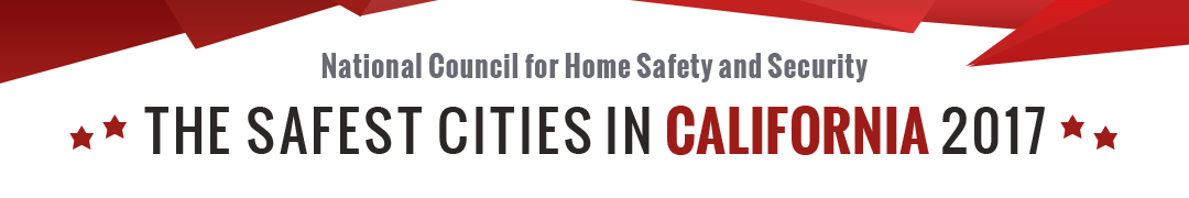 Safest Cities in California