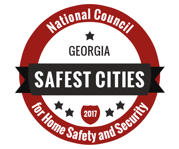 The 50 Safest Cities in Georgia