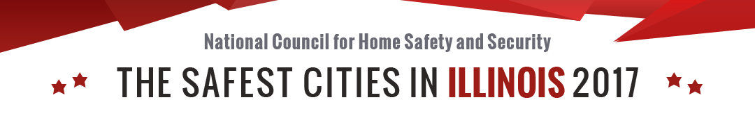 Safest Cities in Illinois