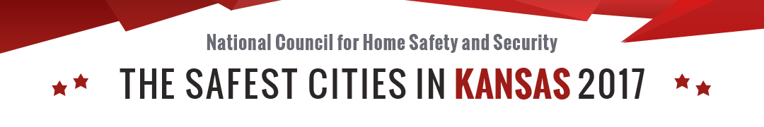 Safest Cities in Kansas