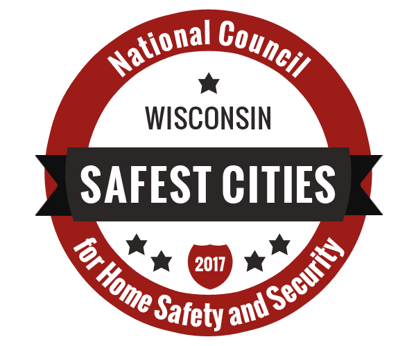 The Safest Cities in Wisconsin