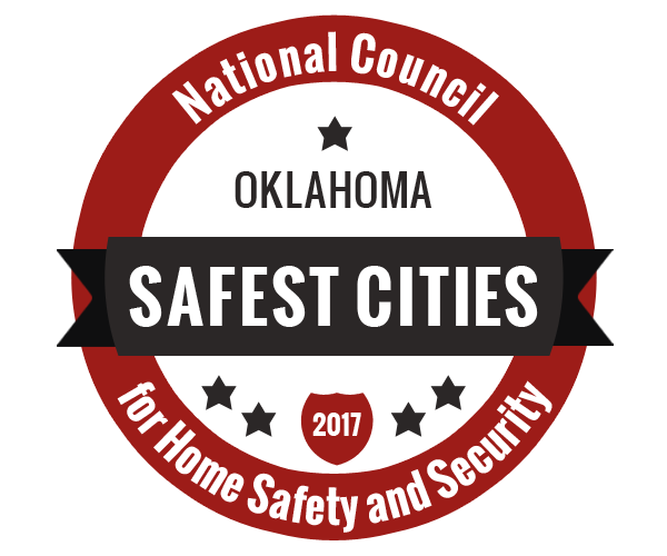 The Safest Cities in Oklahoma