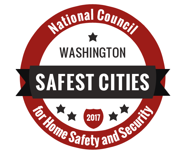 The Safest Cities in Washington