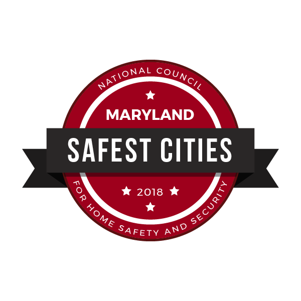 safe cities badge maryland