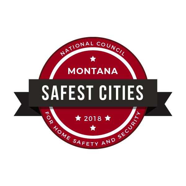 safe cities badge montana