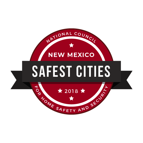 safe cities badge new mexico