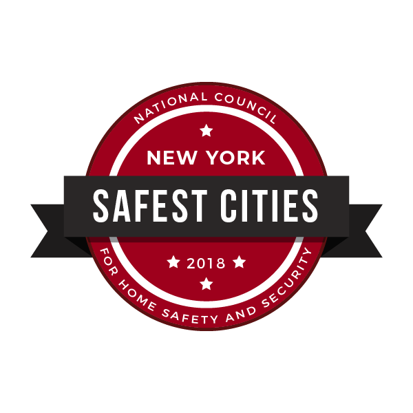 safe cities badge new york