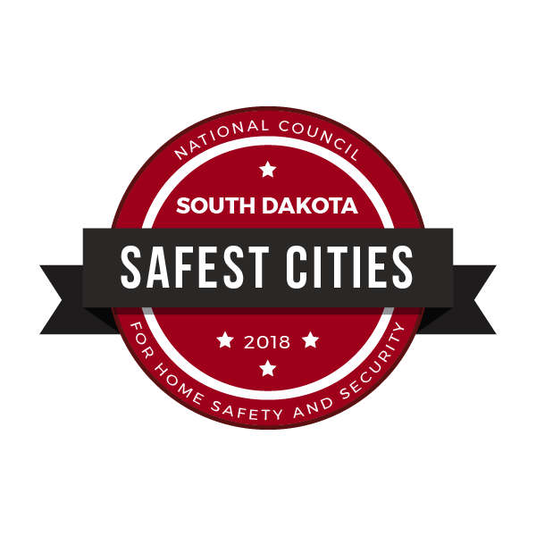 safe cities badge south dakota