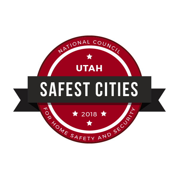 safe cities badge utah