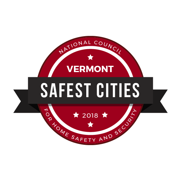 safe cities badge vermont