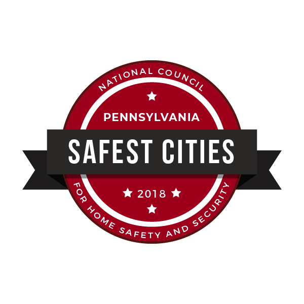 safe cities badge pennsylvania