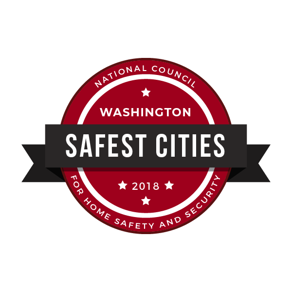 safe cities badge washington