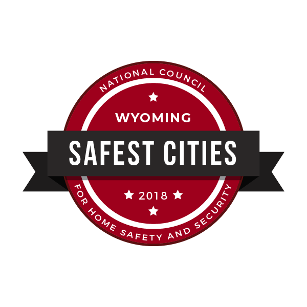 safe cities badge wyoming