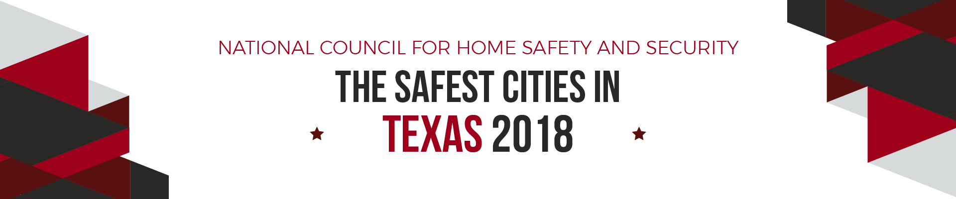 texas safe cities 2018