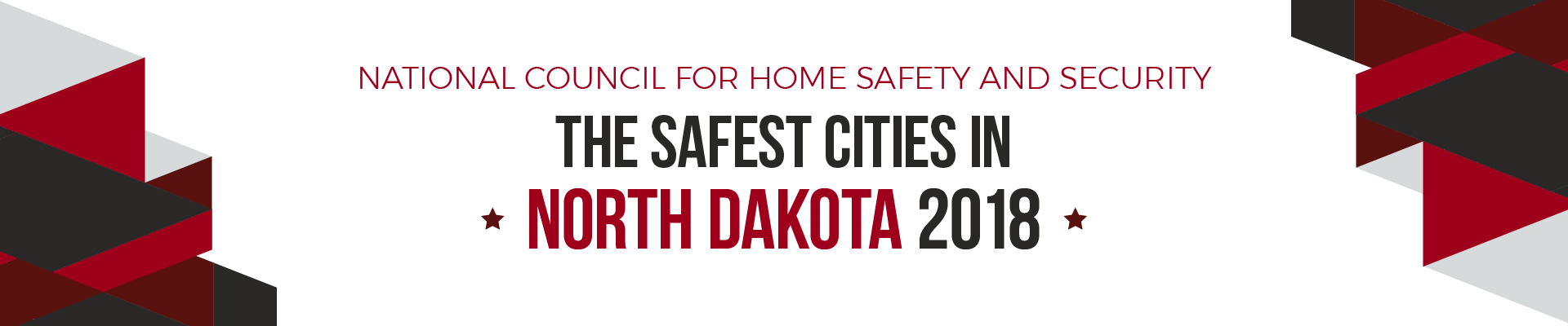 safe cities north dakota 2018