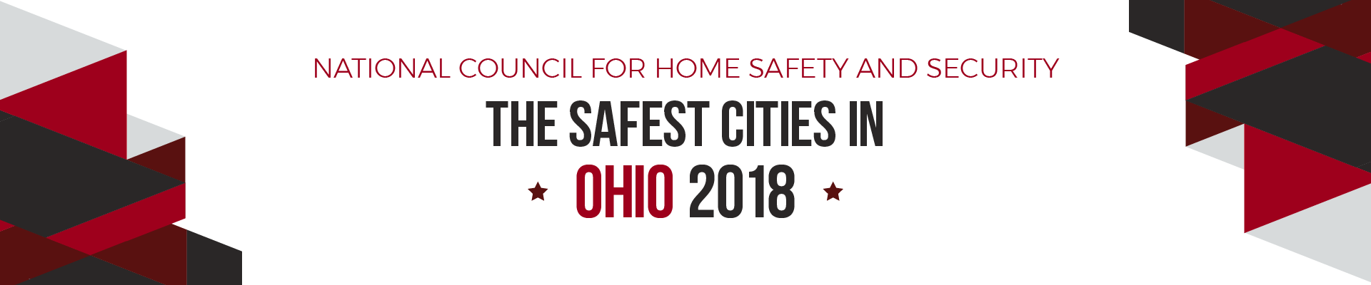 safe cities ohio 2018