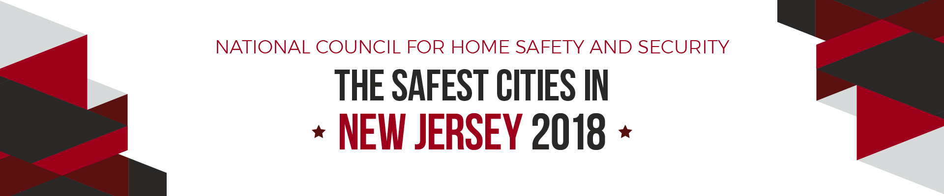 safe cities new jersey 2018
