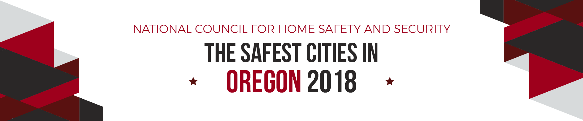 safe cities oregon 2018