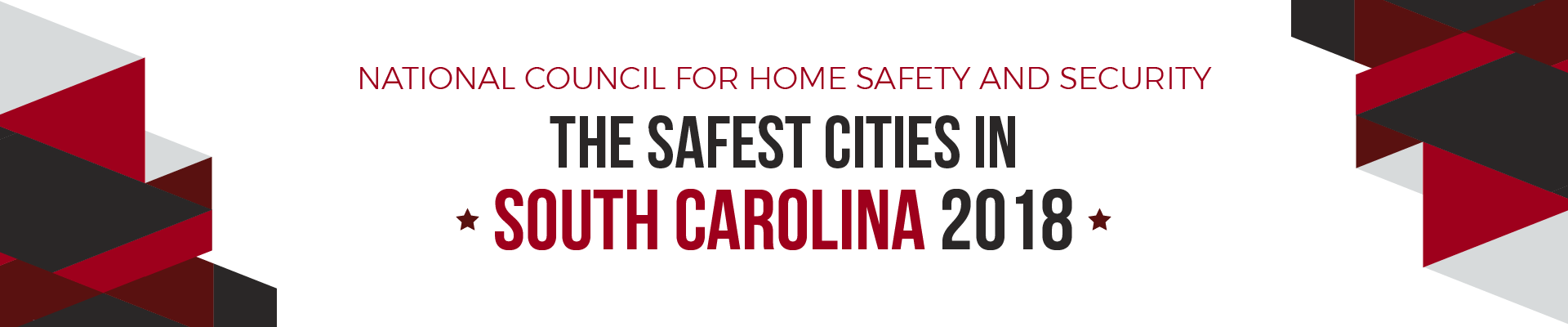 safe cities south carolina 2018