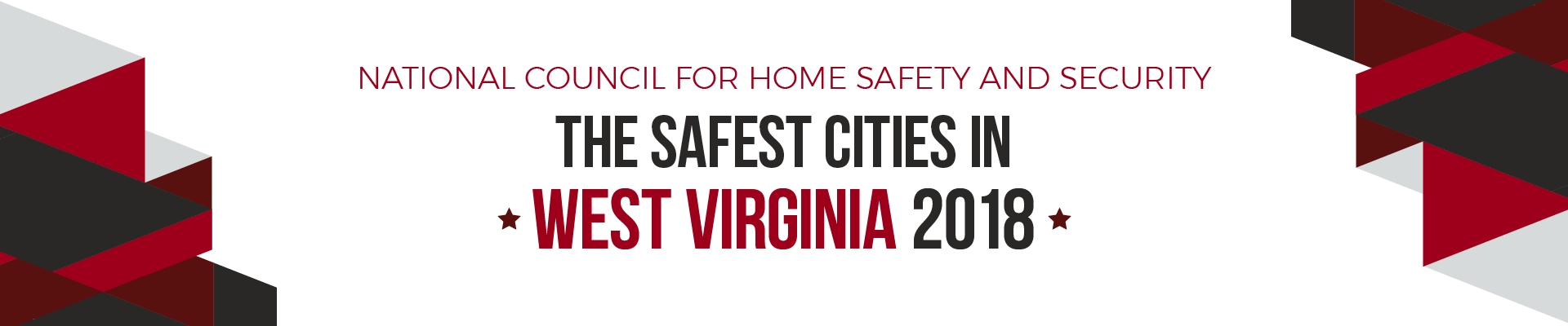 west virginia safe cities 2018