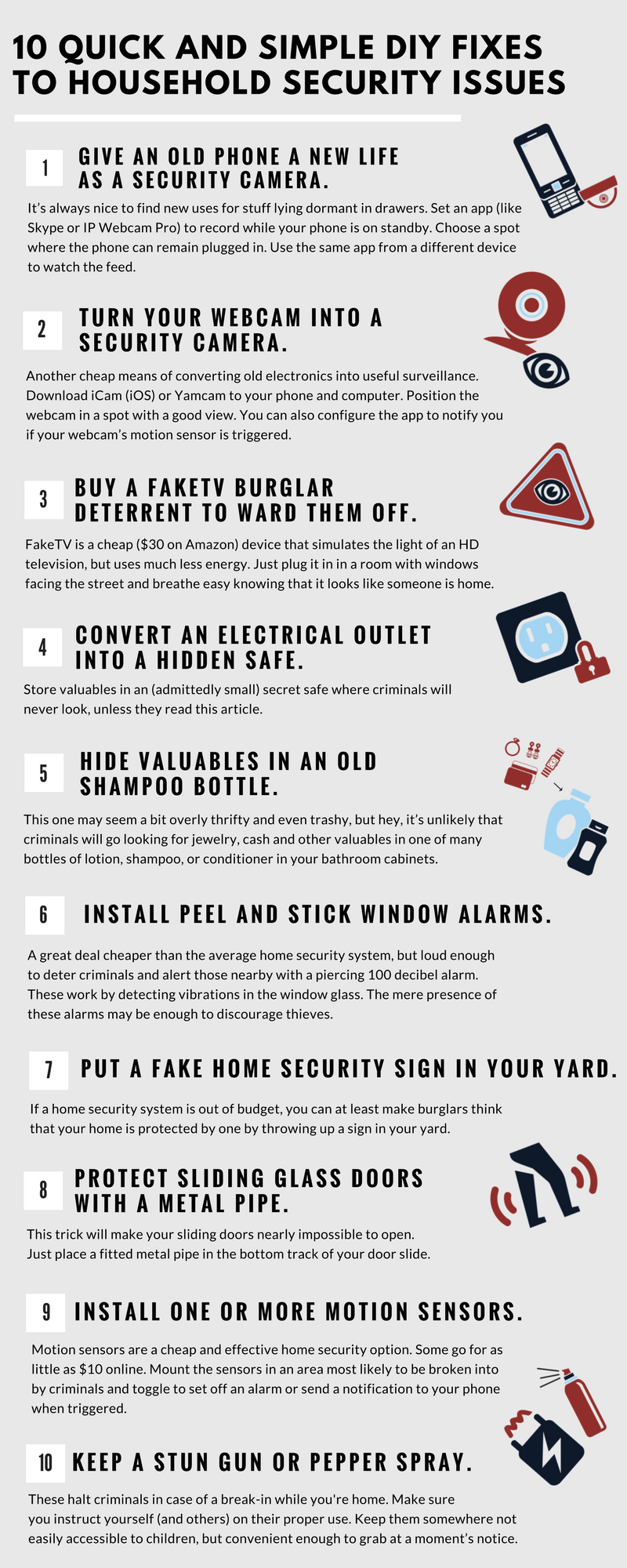 10 Quick and Simple DIY Fixes to Common Household Security Issues (2)