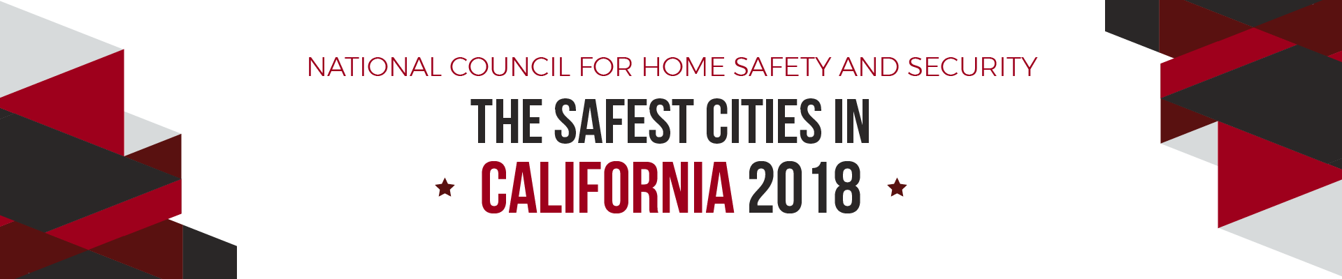 california safe cities 2018