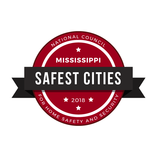 afest cities mississippi badge 2018
