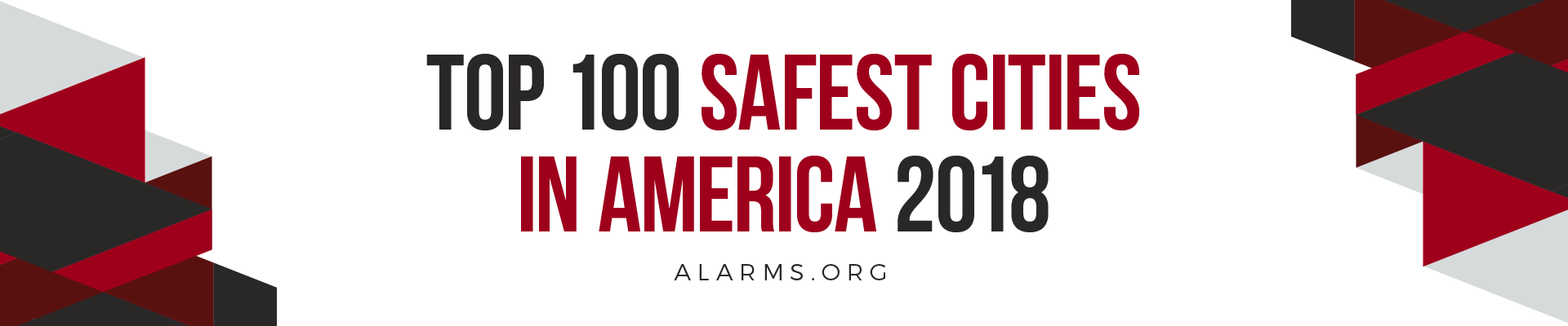 top 100 safe cities 2018