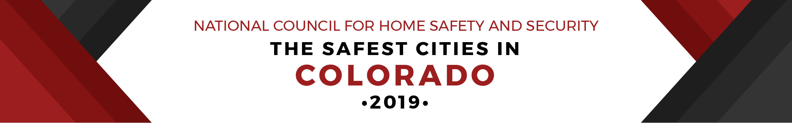 Safest Cities Colorado - header