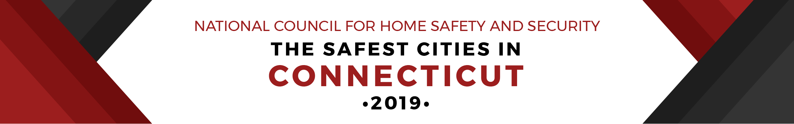 Safest Cities Connecticut - header