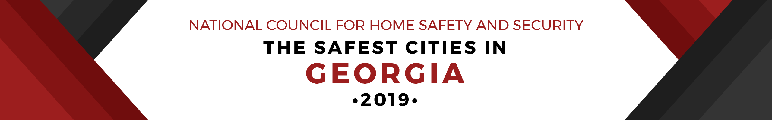 Safest Cities Georgia - header