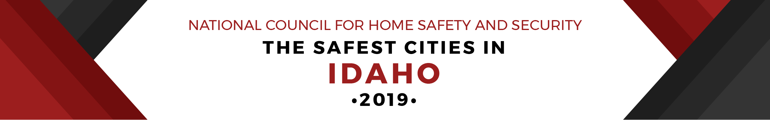 Safest Cities Idaho - header