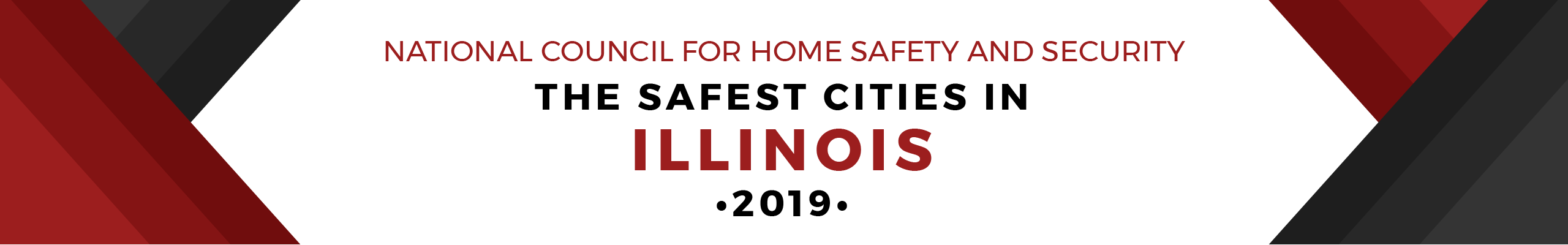Safest Cities Illinois - header