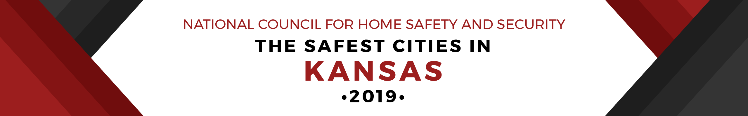 Safest Cities Kansas - header