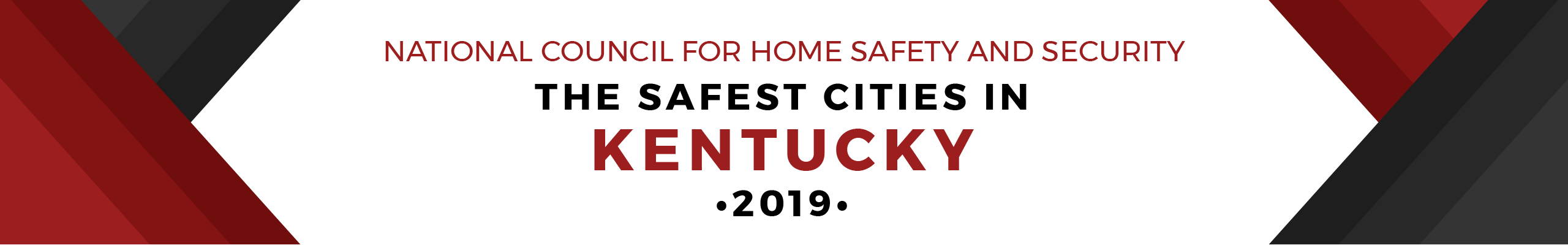 Safest Cities Kentucky - header
