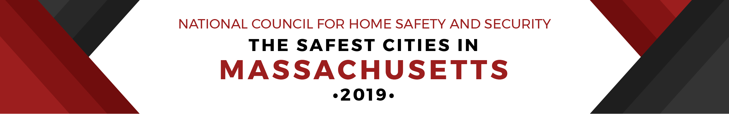 Safest Cities Massachusetts - header