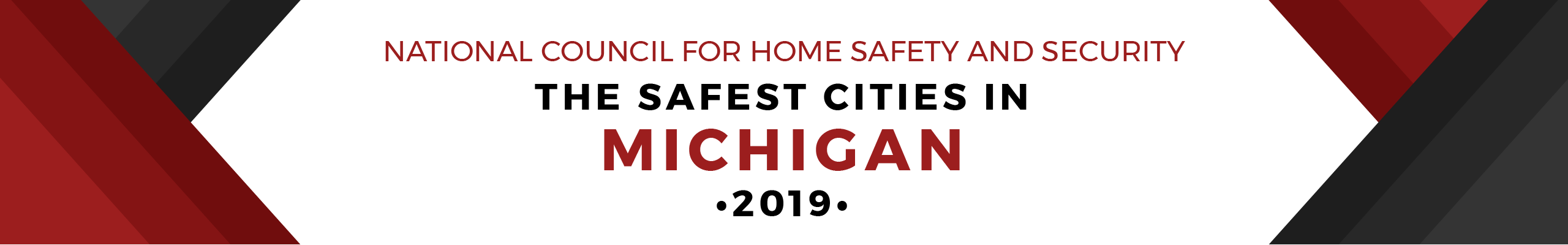 Safest Cities Michigan - header