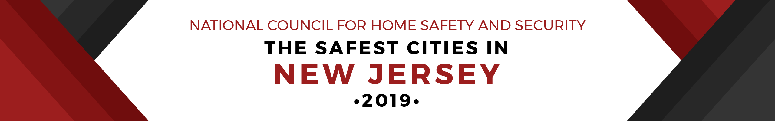 Safest Cities New Jersey - header