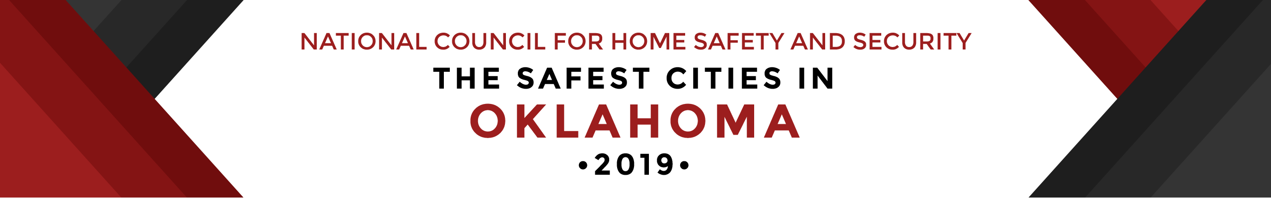 Safest Cities Oklahoma - header