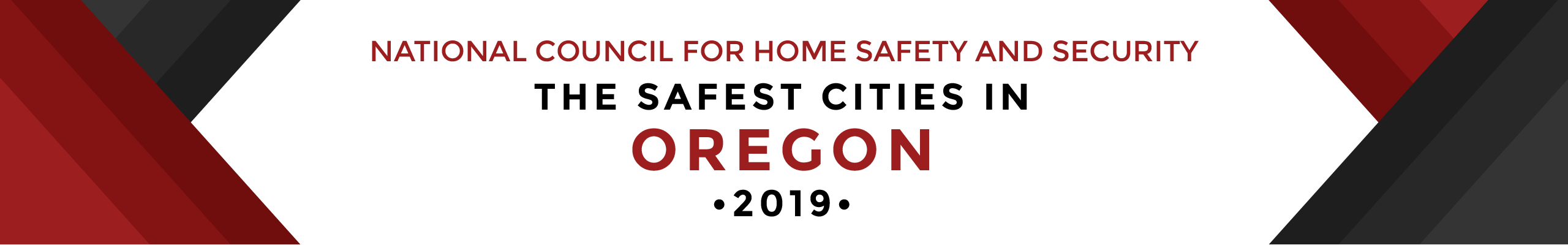 Safest Cities Oregon - header